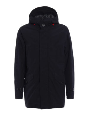 Baracuta: padded coats - Knott water repellent padded parka