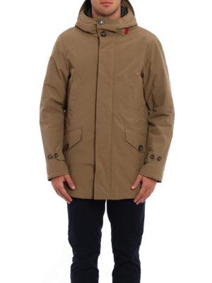 Baracuta: padded coats online - Knott water repellent padded parka