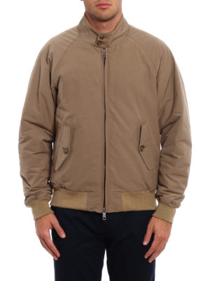 Baracuta: padded jackets online - G9 Harrington jacket