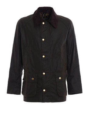 Barbour: casual jackets - Ashby wax cotton jacket