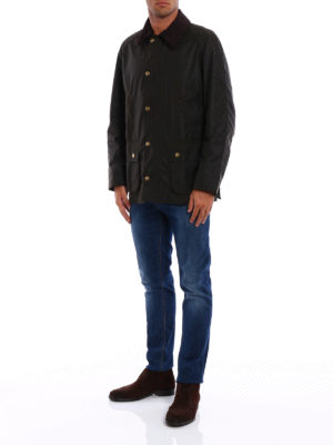 Barbour: casual jackets online - Ashby wax cotton jacket