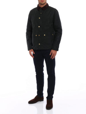 Barbour: casual jackets online - Reelin wax jacket
