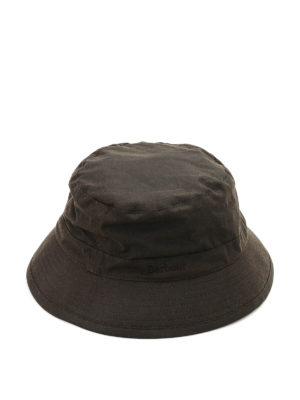 BARBOUR  cappelli - Cappello da pescatore e91048cf942a