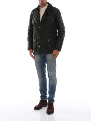 BARBOUR: giacche casual online - Giacca Ashby in cotone cerato