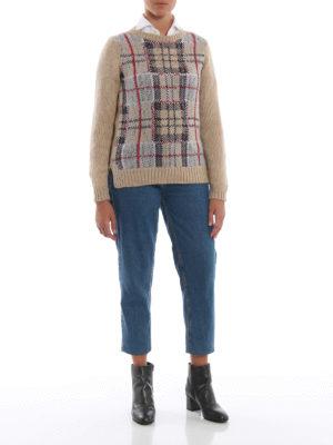 BARBOUR: maglia collo rotondo online - Maglione girocollo Morlich