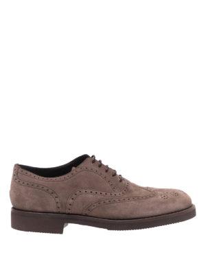 BARRETT: scarpe stringate - Allacciate in camoscio