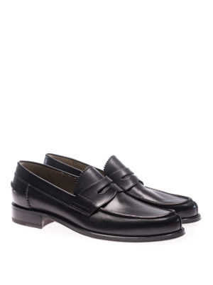 Barrett: Loafers & Slippers online - New Box black leather loafers
