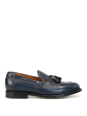 Barrett: Loafers & Slippers - Tassel leather loafers