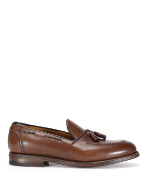 Barrett: Loafers & Slippers - Tassels leather loafers