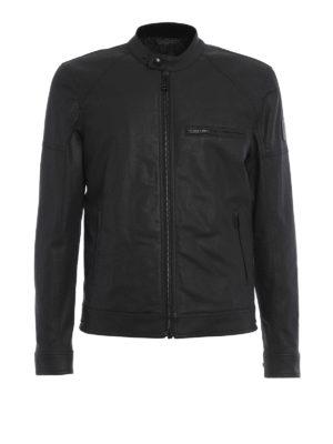 Belstaff: casual jackets - Beckford Blouson cotton jacket