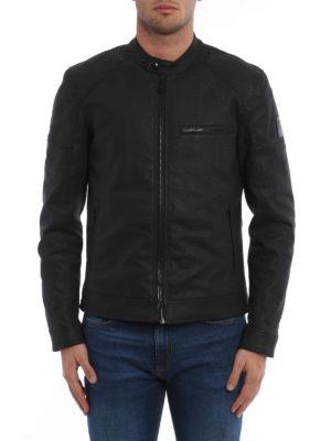 Belstaff: casual jackets online - Beckford Blouson cotton jacket