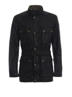 BELSTAFF: giacche casual - Giacca Roadmaster con cintura