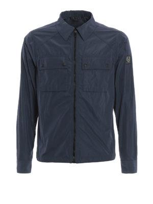 Belstaff: casual jackets - Shawbury shirt style light jacket