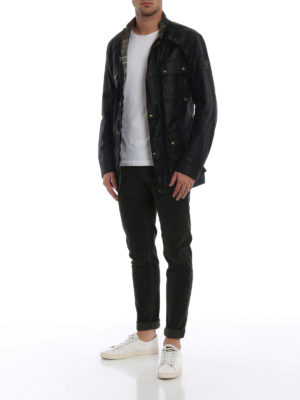 BELSTAFF: giacche casual online - Giacca Roadmaster con cintura