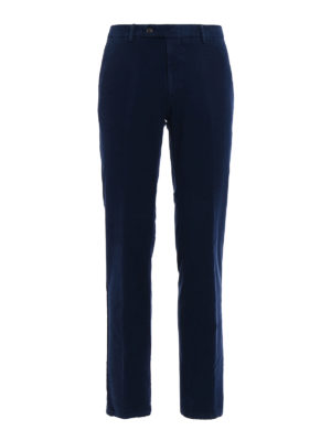Berwich: casual trousers - Classic cotton fustian trousers