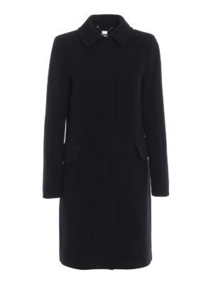 BLUGIRL: cappotti al ginocchio - Cappotto in misto lana