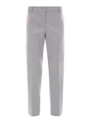 Blugirl: Tailored & Formal trousers - Cigarette trousers