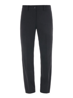 Blugirl: Tailored & Formal trousers - Embellished trousers
