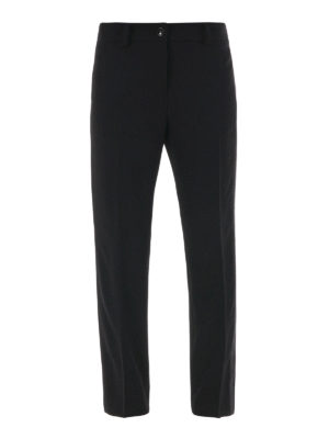 Blugirl: Tailored & Formal trousers - Glitter embellished trousers