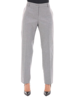 Blugirl: Tailored & Formal trousers online - Cigarette trousers