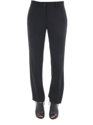 Blugirl: Tailored & Formal trousers online - Embellished trousers