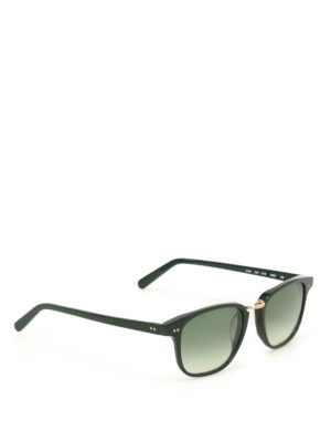 Bob Sdrunk: sunglasses - Alan squared lenses sunglasses