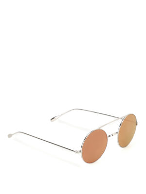 Bob Sdrunk: sunglasses - Django thin metal frame sunglasses