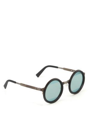 Bob Sdrunk: sunglasses - Kris/S futuristic sunglasses