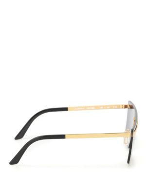 Bob Sdrunk: sunglasses online - Andrew/S futuristic sunglasses