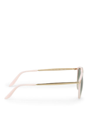 Bob Sdrunk: sunglasses online - Joe pink gold aviator sunglasses
