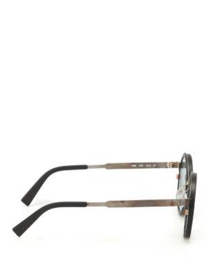 Bob Sdrunk: sunglasses online - Kris/S futuristic sunglasses