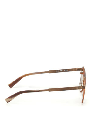 Bob Sdrunk: sunglasses online - Oliver/S burned bronze sunglasses