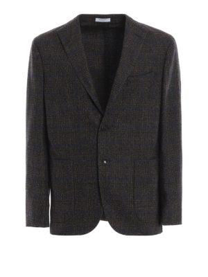 BOGLIOLI: giacche blazer - Giacca destrutturata Principe di Galles