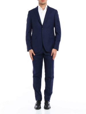 Boglioli: formal suits online - Sforza wool suit