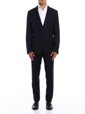 Boglioli: formal suits online - Sforza wool two-piece suit