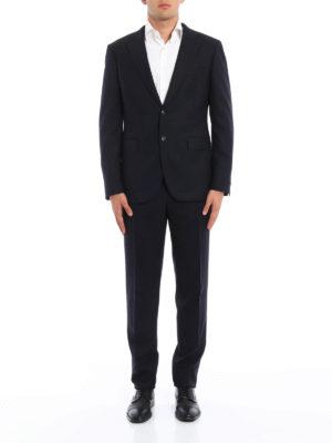 Boglioli: formal suits online - Virgin wool suit