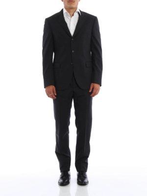 Boglioli: formal suits online - Wool tailored suit