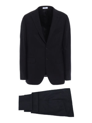 Boglioli: formal suits - Sforza two-piece wool suit