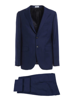 Boglioli: formal suits - Sforza wool suit