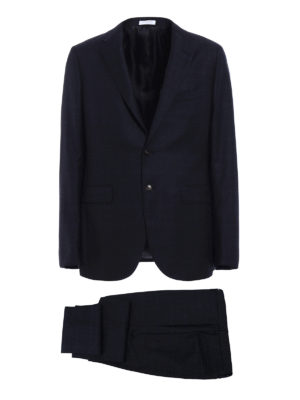 Boglioli: formal suits - Sforza wool two-piece suit