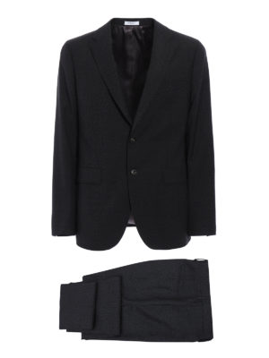 Boglioli: formal suits - Two-piece virgin wool suit