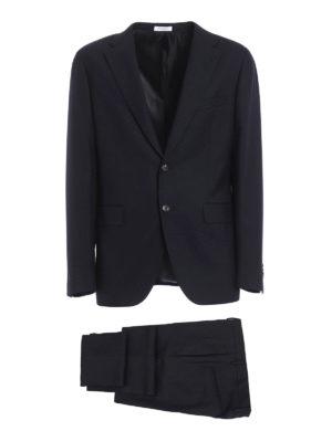 Boglioli: formal suits - Virgin wool suit