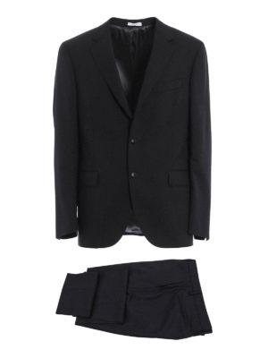 Boglioli: formal suits - Wool tailored suit