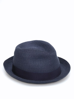 Borsalino: hats & caps - Medium brim panama hat