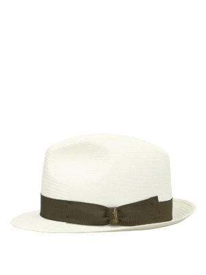 Borsalino: hats & caps online - Medium brim panama hat