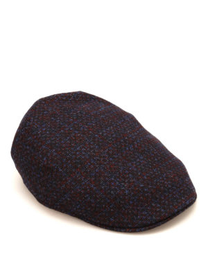 Borsalino: hats & caps - Wool silk and cashmere hat