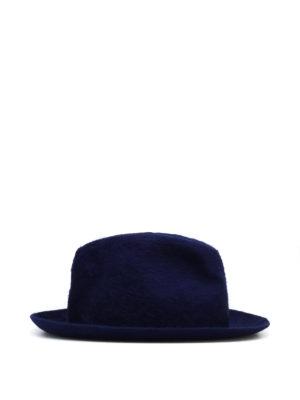 BORSALINO: cappelli online - Cappello Melousine in feltro blu