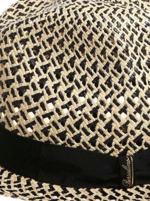 BORSALINO: cappelli online - Cappello Panama bicolore