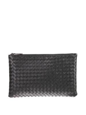 Bottega Veneta: Cases & Covers - Intrecciato nappa pouch
