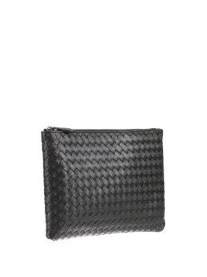 Bottega Veneta: Cases & Covers online - Intrecciato nappa pouch